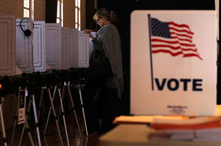 Colorado woman charged with voter fraud