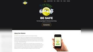 'I'm Drunk' app offers safe ride options