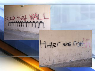 Anti-Semitic graffiti pops up in Highlands Ranch