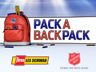 Help collect school supplies for kids in need