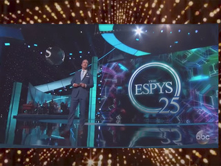 Peyton Manning delivers funny monologue at ESPYS