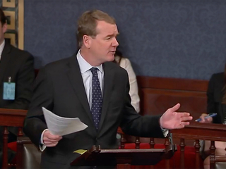 Bennet slams GOP's 'terrible' health care bills