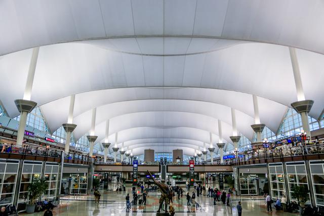 Image result for denver airport