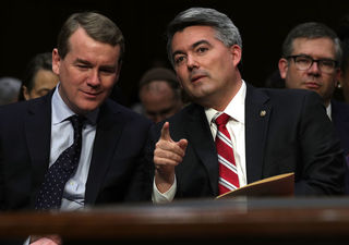 Gardner, Bennet far apart as tax vote nears