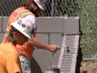 Masonry companies struggling to find workers