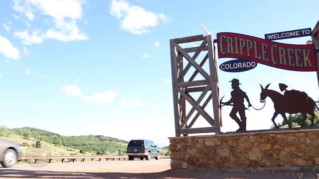 Cripple Creek Discover Colorado