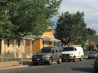 Neighborhood survey shows risk of displacement