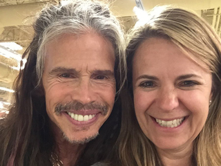 Steven Tyler spotted at Denver Whole Foods store