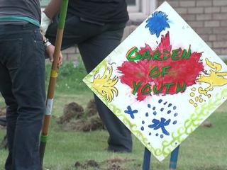 Garden of Youth develops students' job skills