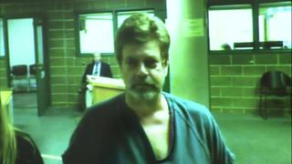 Mark Redwine waives extradition