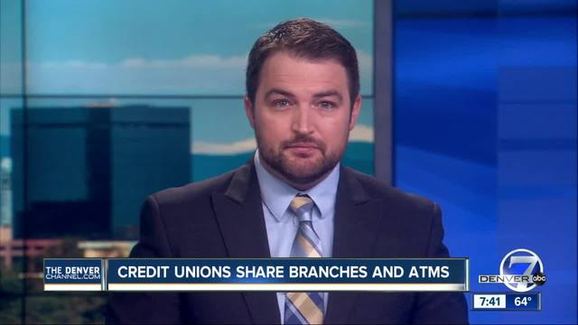 Credit Unions Share Branches and ATMS