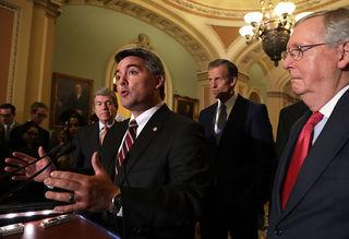 Gardner shows hand in health care showdown