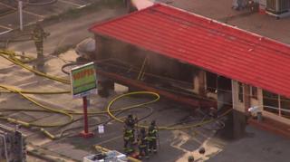 Early fire closes E. Colfax sports bar