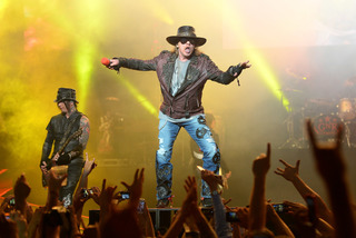 Guns N' Roses concert: What you need to know