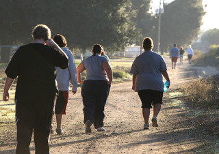Report: No progress reducing childhood obesity