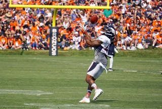 T.J. Ward survives scare, says he will be 'OK'