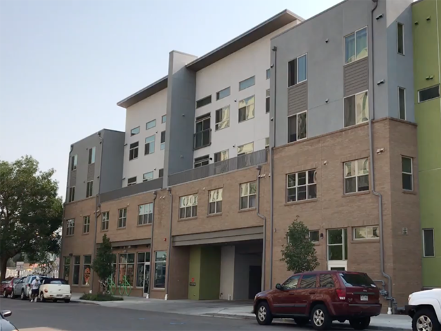 Denver Housing Authority Celebrates Completion Of $197M U0027Mariposa Districtu0027  Redevelopment   Denver7 TheDenverChannel.com