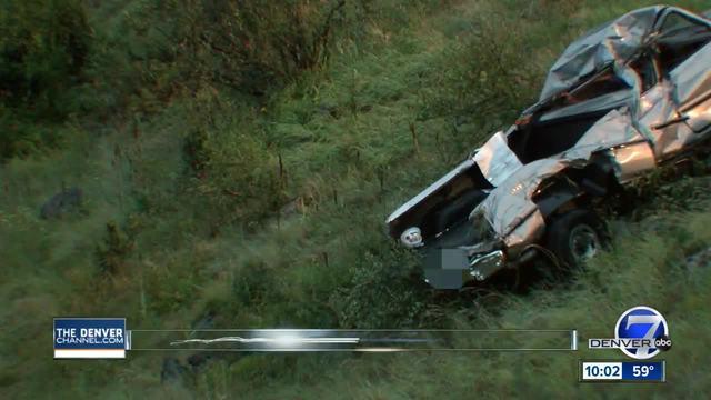 Car Accident Denver August
