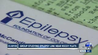 Epilepsy clusters found near Rocky Flats