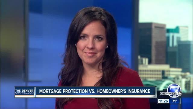 Mortgage vs- Homeowner Insurance