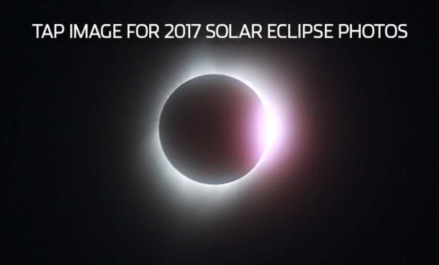 Photos See The Solar Eclipse As Viewed From Wyoming - 17 incredible photos of the 2017 solar eclipse