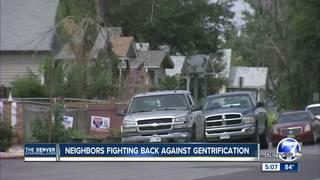 Denver neighborhood fights redevelopment