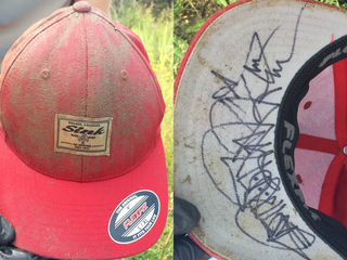 Hat could be clue to ID of body found in pond