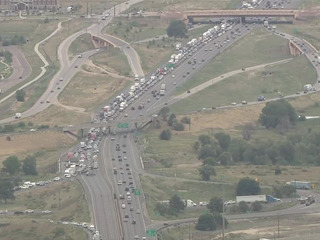 WB lanes on I-70 back open at Colorado Blvd.