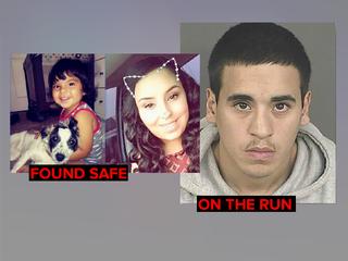 Samantha, Zahid Adams found safe after abduction