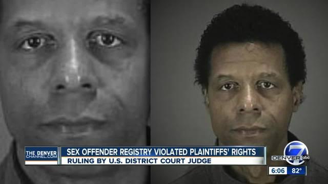 Violation sexual offender registry