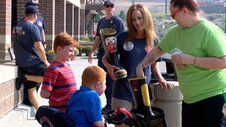 Fill the Boot drive raises money to fight MD