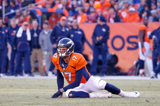 Paige: Osweiler back due to lack of interest
