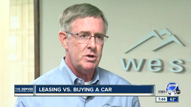 Leasing Vs- Buying A Car