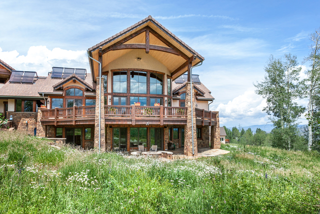 Colorado dream homes live off grid at this wolcott for Dream homes colorado