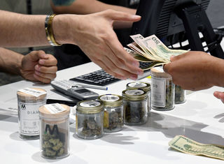 Voters approve new taxes on pot in Colorado