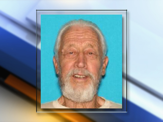Elderly man located, OK after search