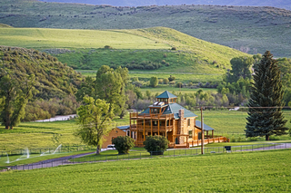 $45M ranch for sale near Steamboat Springs