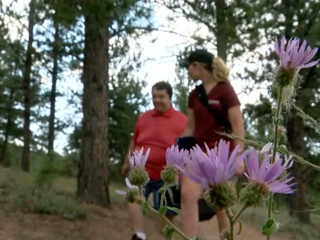 Adaptive hiking opens new doors for families