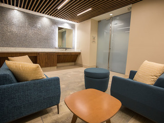 DIA's new nursing rooms are now open
