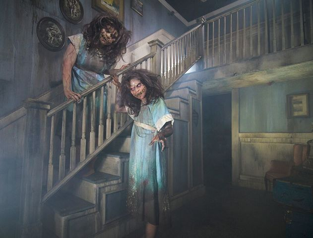 See inside the new 13th floor haunted house in denver for 13th floor haunted house phoenix