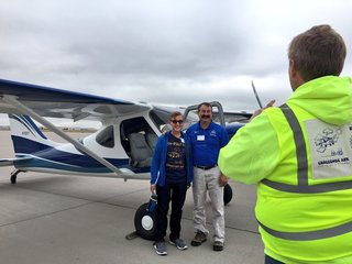 Challenge Air: Special needs kids take to skies