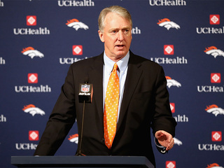 Denver Broncos president backs team on protests