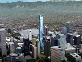 Proposed Condo Tower Would Be Denver S Tallest Building By