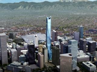 Developer files concept for 81-story skyscraper