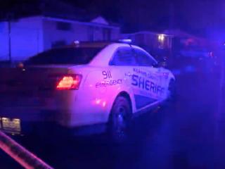 Suspect shot by deputies in Adams County