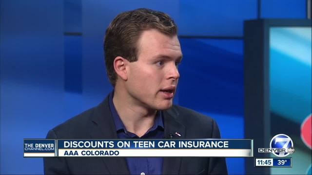 Discounts on Teen Car Insurance