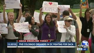 Colorado Dreamers go to Washington