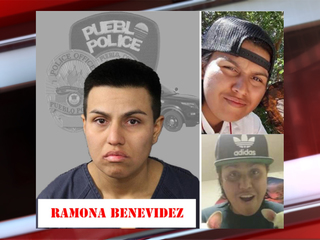 Pueblo Police looking for homicide suspect