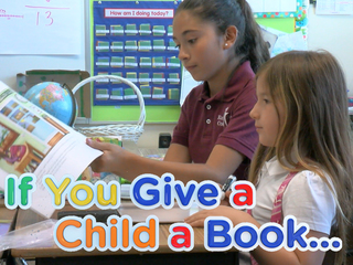 Reading program uses parents to find success