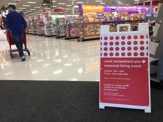 Target hiring 2,500 seasonal workers in Colorado